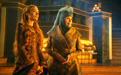 Королева Шипов, Королева — Регент и Кхалиси