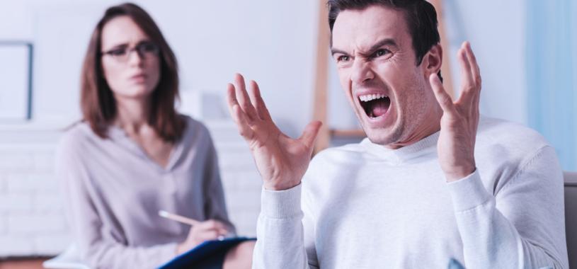 Как контролировать свой гнев?